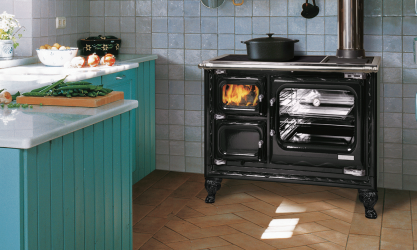 Deva wood cookstove